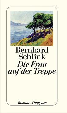 Die Frau auf der Treppe von Bernhard Schlink