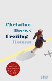 Freiflug von Christine Drews  - Spannende Geschichte um den Kampf der Gleichberechtigung