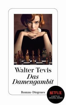 Das Damengambit von Walter Tevis - Buchtipp Netflix Serie