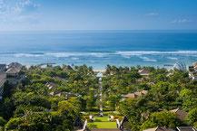 The Ritz Carlton Bali als bestes Strand Resort in Bali mit Traumstrand und Luxus Ausstattung