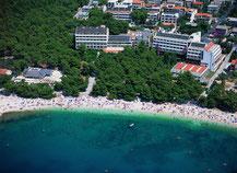 Санаторий Биоковка. Хорватия. Макарска