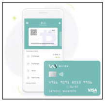 wirex card italia
