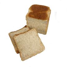 全粒粉20%入りの食パン