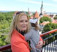 Tallinn (Estland), Juni 2017