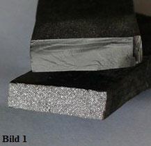 Vergleich Grobkorn und Feinkorn bei Stahl