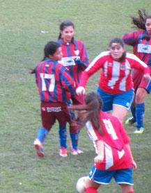 El Regional femenino venció con claridad al Nanclares.