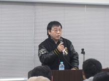 佐々木正之さん(NHK)