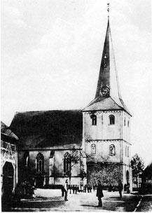 Die dritte Olfener Kirche