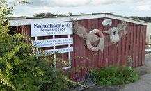 Bild: Fischrestaurant Brauer´s Aalkate in Rade am Nord-Ostsee-Kanal
