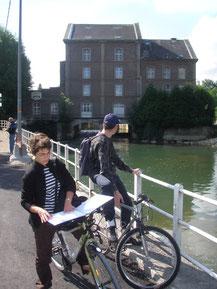 Moulin de la Rave Seine Troyes