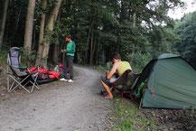 Camp am Radweg
