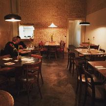 Top 5 restaurants of Neukölln:  Caligari