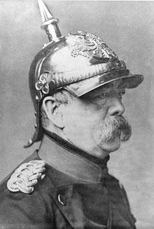 Otto von Bismarck - Bundesarchiv, Bild 183-R68588 / P. Loescher & Petsch / CC-BY-SA 3.0