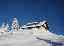 Berghütte Alpwegkopf