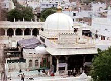 The New View of Dargah Khawaja Moinudin Chishty (RA)