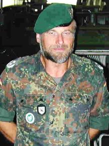 Foto von Oberstleutnant d.R. Zollmann