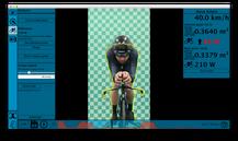Estudio aerodinámico de ciclismo