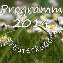 Heilpflanzenkurse 2014