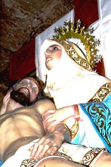 Nª Señora la Virgen de las Angustias