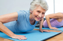 Pilates Senioren, Pilates ü 50, Pilates care