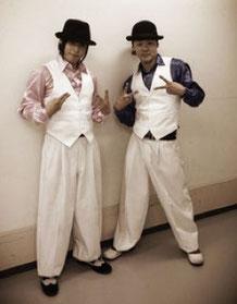 Momo2 ロックダンス担当