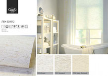 Рулонные шторы, ткань Лён