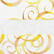 Ткань Авангард, оранжевый