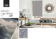 Рулонные шторы, ткань Элика