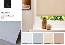 Рулонные шторы, ткань Сиде