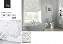 Рулонные шторы, ткань Толедо