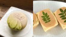 四季の和菓子を手作りで楽しむ・ユイミコ
