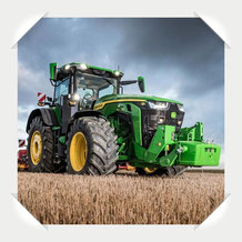 John Deere 8R Traktor