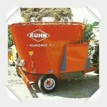 Kuhn Euromix I Futtermischwagen