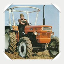 Fiat 420 DT Traktor