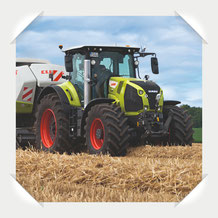 Claas Axion 870 Sage V