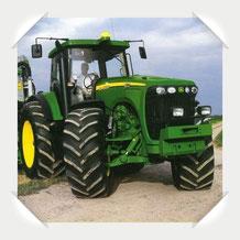 John Deere 8520 Traktor