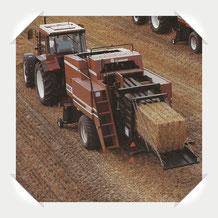 Fiatagri Quaderballenpresse 4860