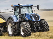 2016: New Holland T7.315