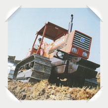 Fiatagri 160-55 Raupentraktor