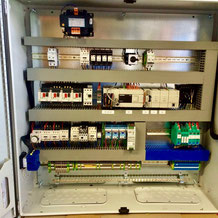 I.S.S. Industrial & Ship Services BV is specialised in building switch panels for heating systems.