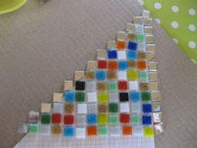 Mosaik Trockenübungen
