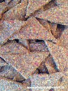 Rohkost Brot, Raw, pikant, BROHt, Vitalkost, Trockenofen, Dörrautomat