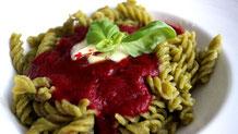 Grüne-Erbsen-Pasta - fairani