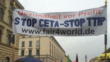 CETA -TTIP - TISA , Pro und Contra kurz erklärt! - fair4world