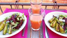 Sommerliches Dinner für 2 - fairani