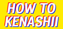 Read here how to wax your nose with Kenashii