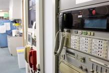 新潟市中央区の介護老人保健施設に設置された自動火災報知設備