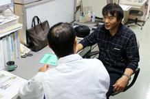 新潟市中央区の介護老人保健施設さまと消防設備点検のお打ち合わせ