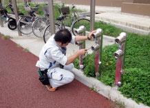 連結送水口の点検|消火設備点検【新潟】