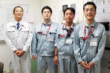 新潟市秋葉区の病院の施設課の皆様と消防設備点検業者